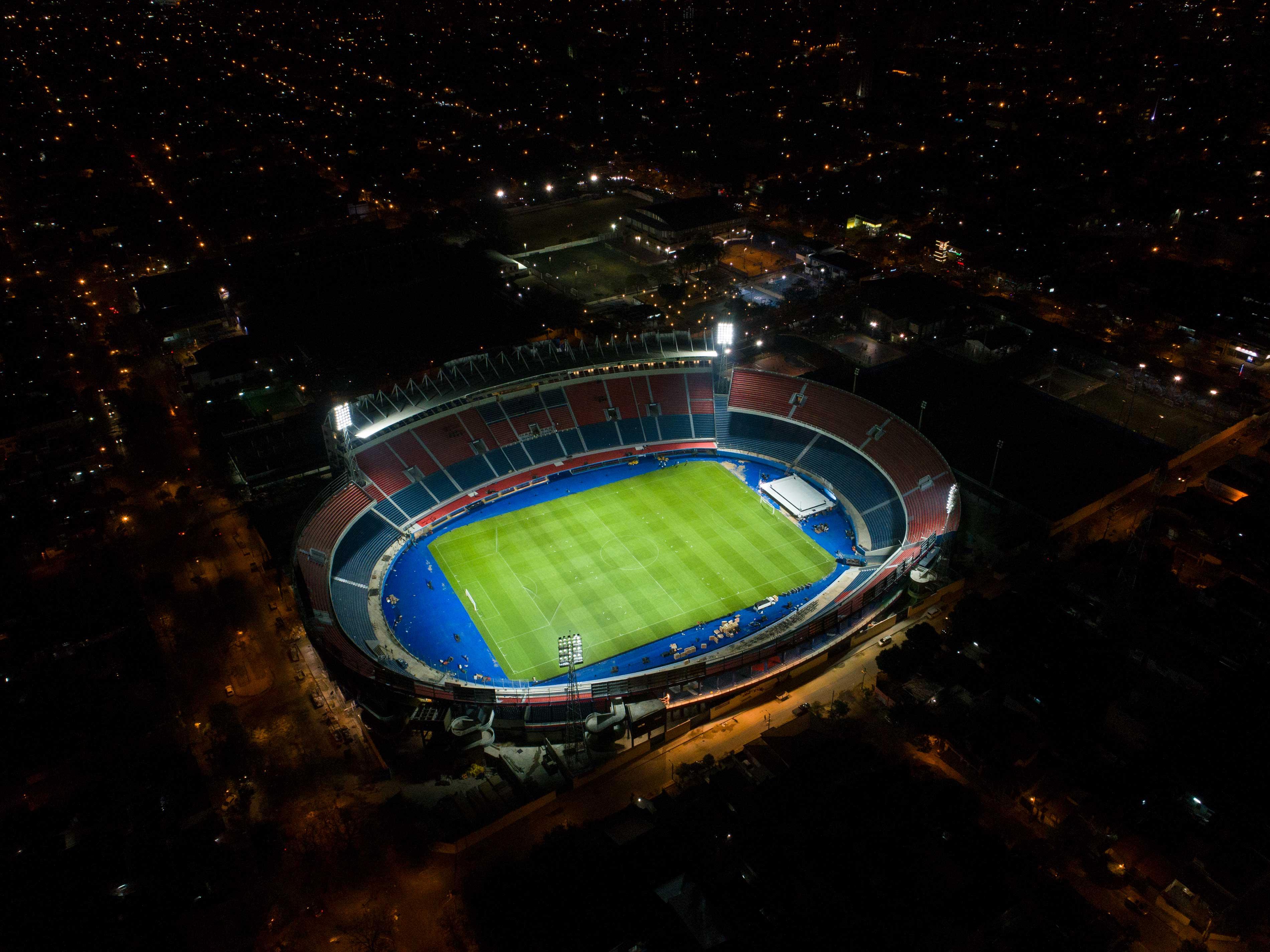 Nueva Olla del Club Cerro Porteño