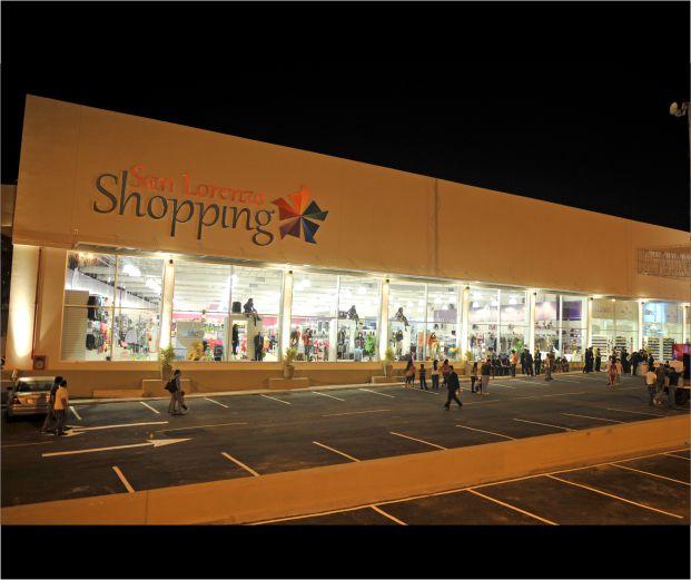 Shopping San Lorenzo