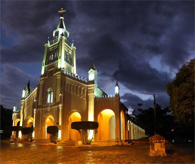 Iglesia de Aregua